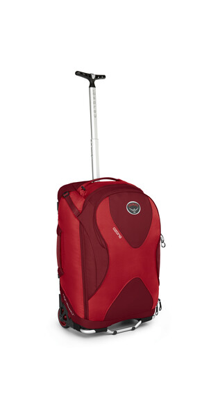 Osprey Ozone 46 rolling case Hoodoo Red